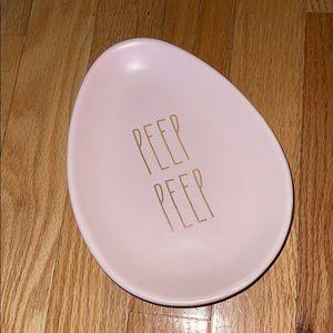RD peep plate